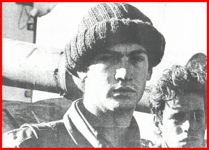 אבי פלדי ואני - סוף אוקטובר 1973