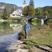 סלובניה - אגם בוהיני